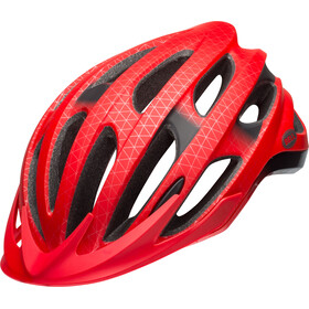 Bell Drifter X-Country Helmet matte red/gunmetal/black